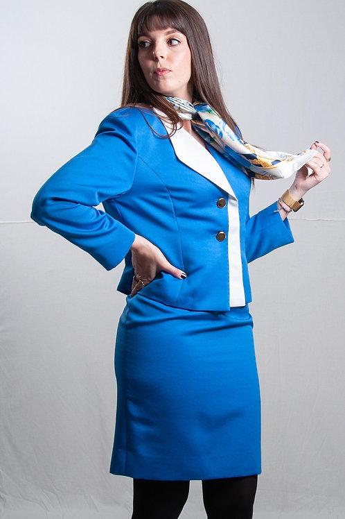 Le tailleur Blue Dream (Taille 36)