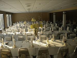 Banquet Facility at NUCC
