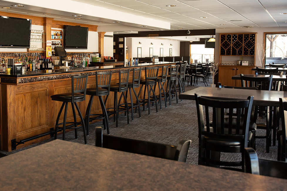 Bar at the Cottonwood Grill