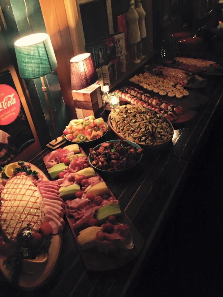 Heerlijk buffet
