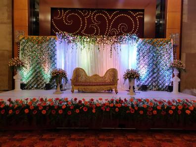 Trendy Reception Decoration