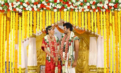 Classic Wedding Decoration