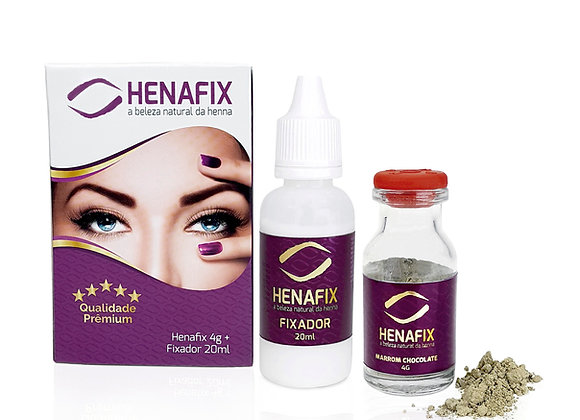 Henafix (4g) + Fixador (20ml)
