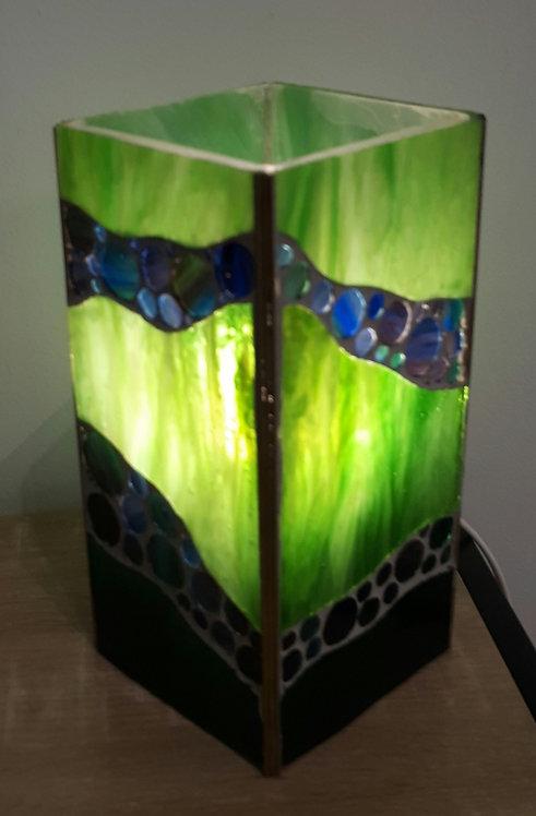 Lampe en mosaïque N1