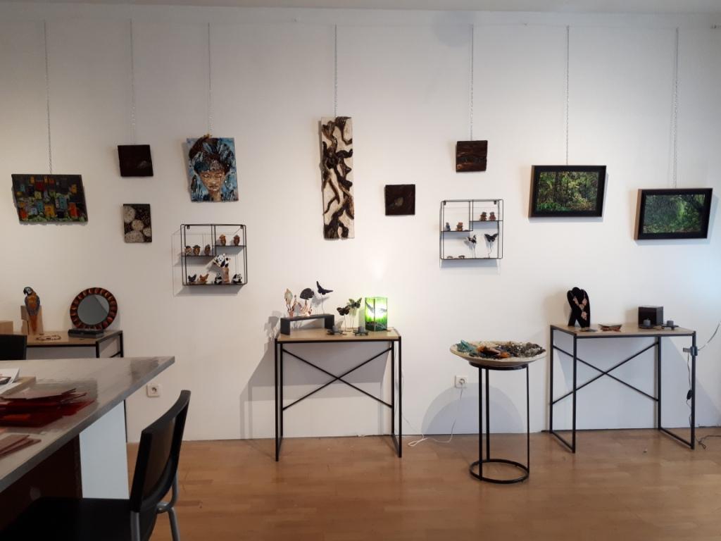 Atelier Galerie Cap Mosaïque