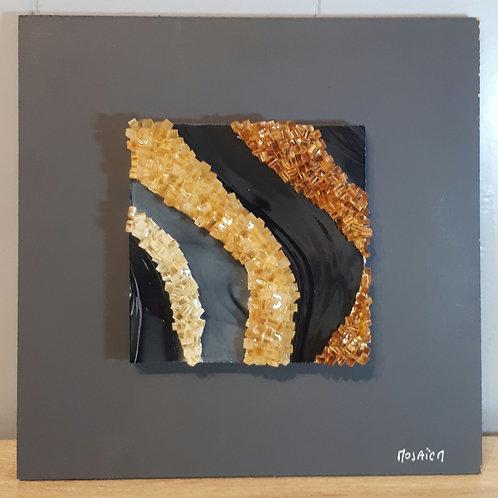 Mini tableau en mosaïque N4