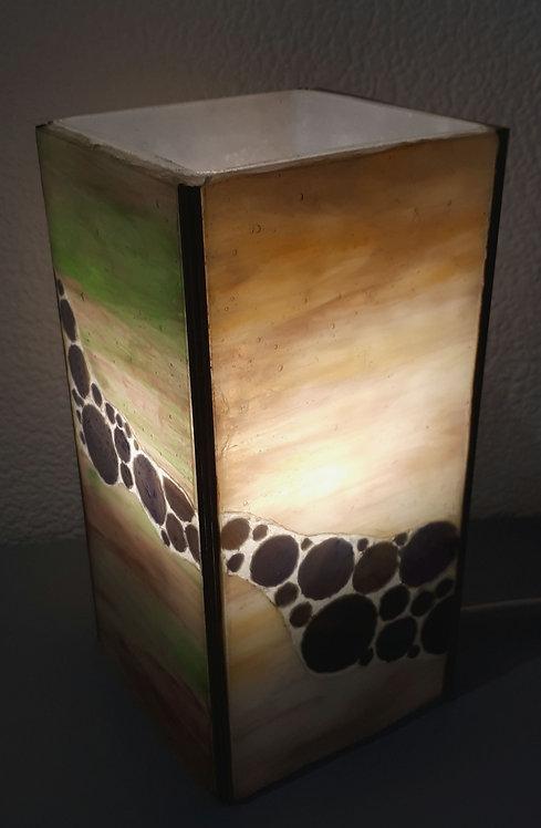 Lampe en mosaïque N3