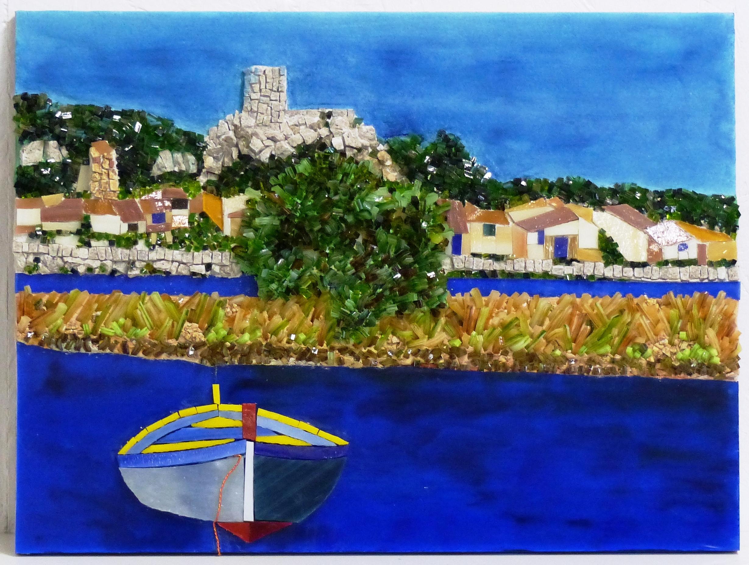 Tableau_en mosaïque Martine Jacques