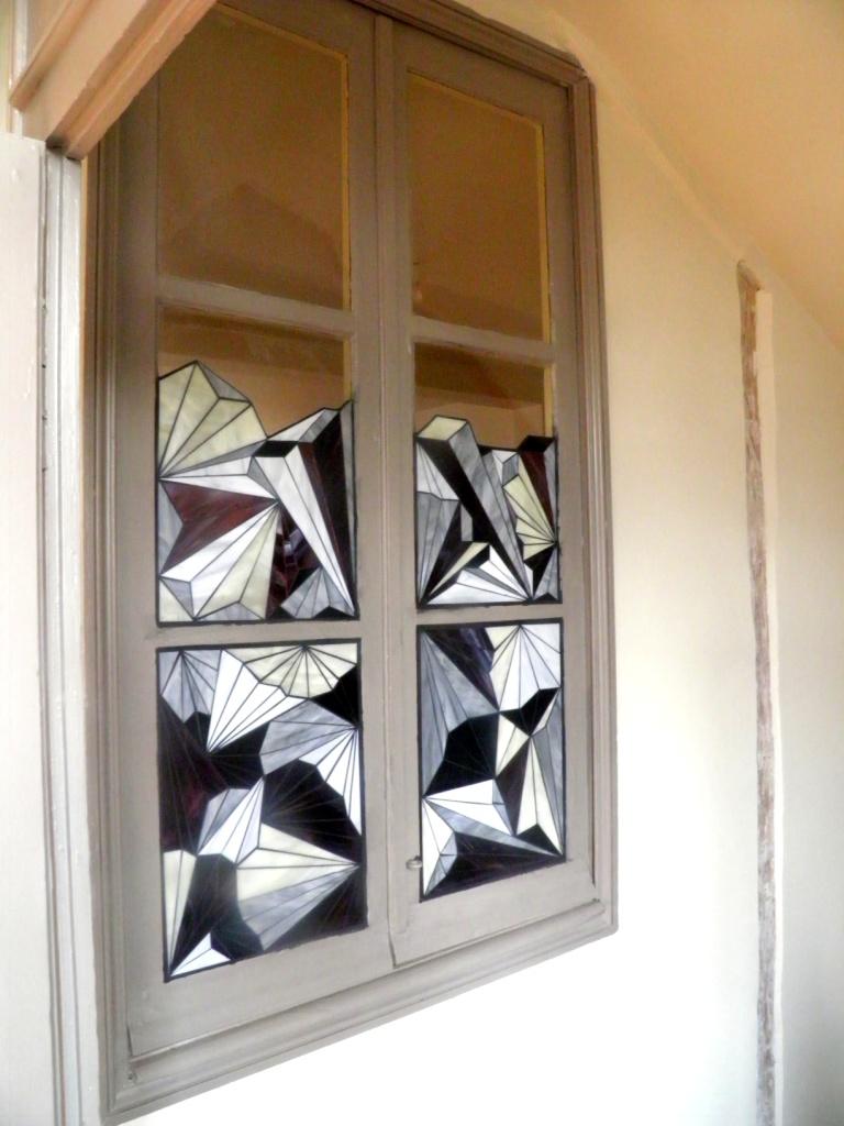 Fenêtre pour une maison d'hôtes