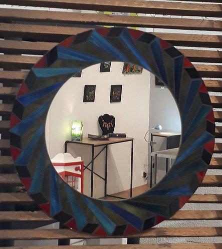 Miroir en mosaïque N1