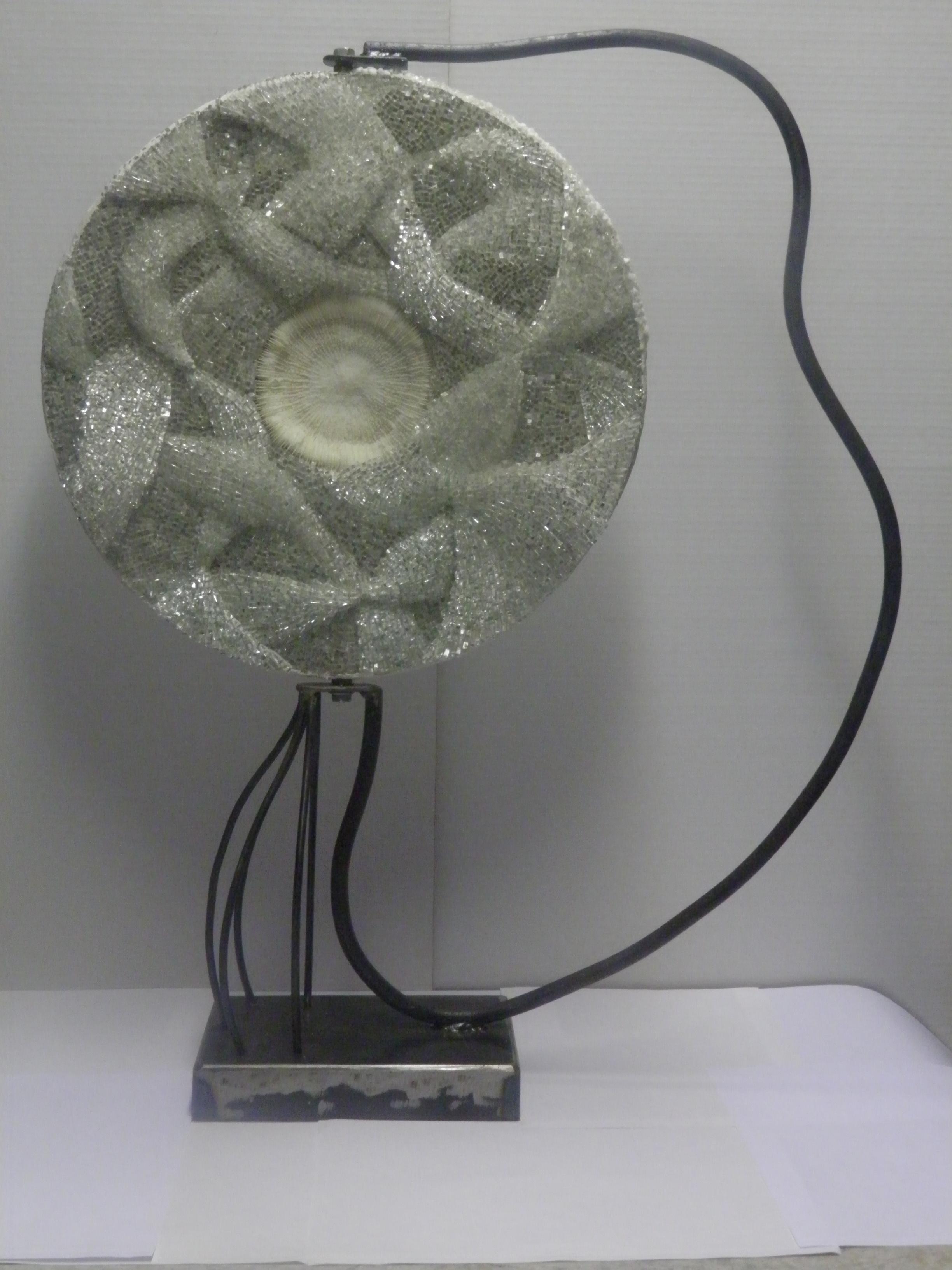 Sculpture en mosaïque Voie lactée