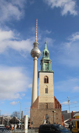 Berlin Church and State