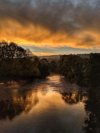 Sunset River Aire