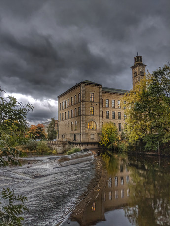New Mill Saltaire