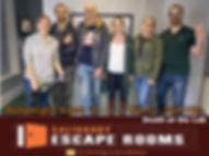 Salisbury Escape Rooms top team