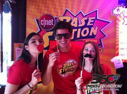 Comic-Con Action!