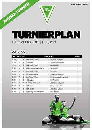 Turnierplan F-Jugend_E-Center Cup 20192