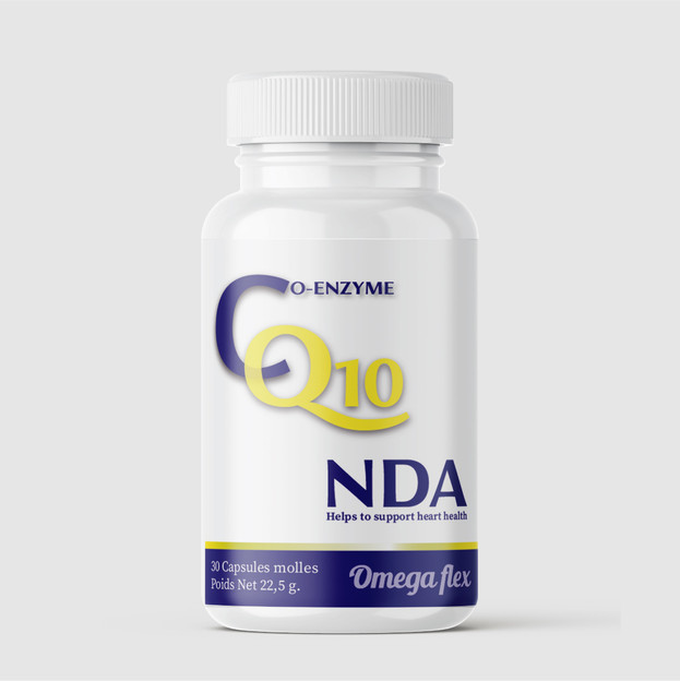 Co-Enzyme Q10 NDA