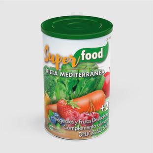 Superfood Dieta Mediterránea