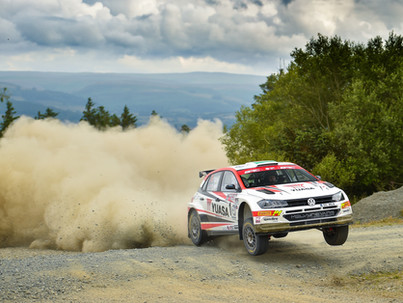 Stage is set for thrilling Grampian Forest Rally