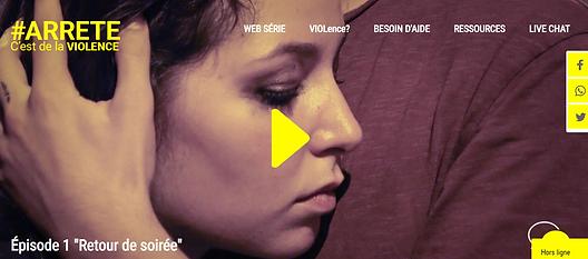 arrete violences sexuelles viol aide victime