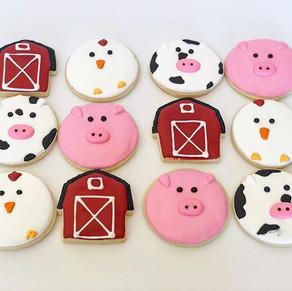 Farm Cookies