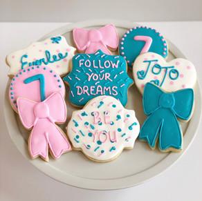 Jojo Siwa Cookies