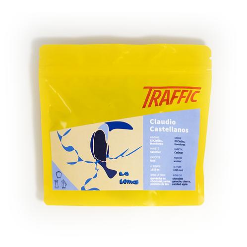 TRAFFIC - Claudio Castellanos