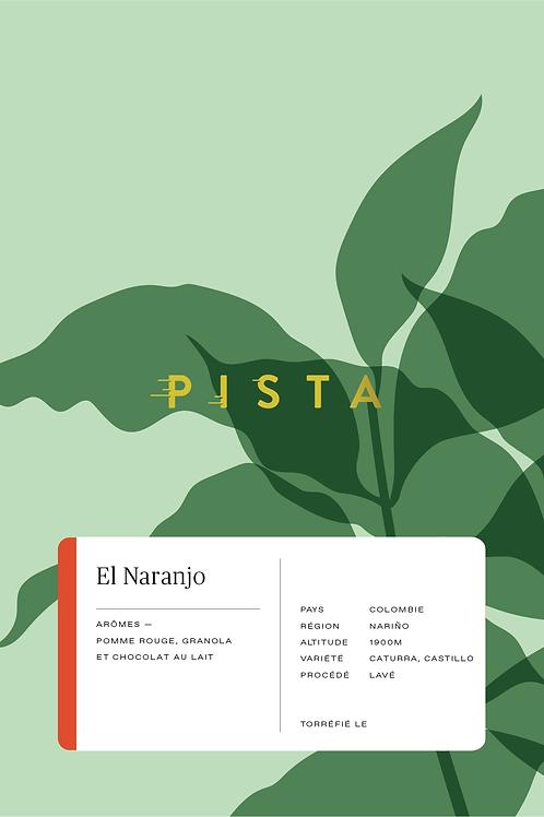 PISTA - El Naranjo