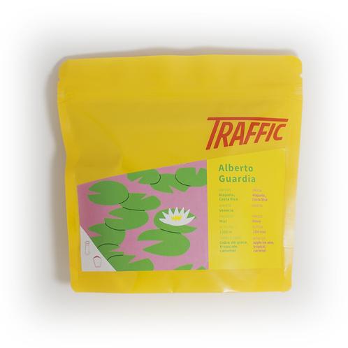 TRAFFIC - Alberto Guardia