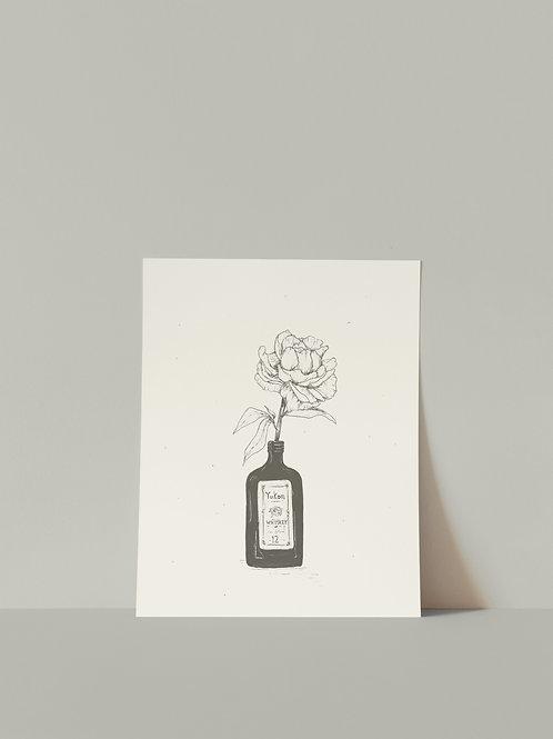 Whiskey Flower