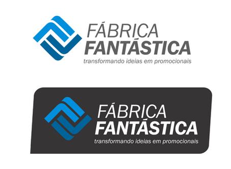 Novo logotipo Fábrica Fantástica