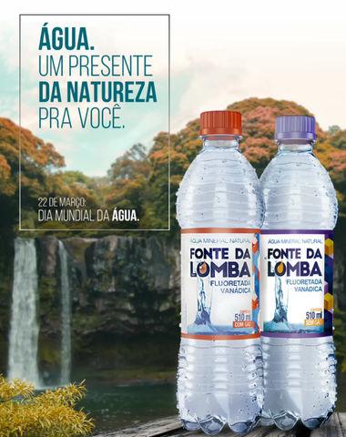 Fonte da Lomba lembra o Dia Mundial da Água