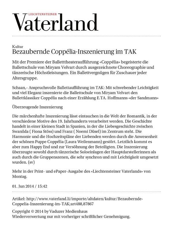 Kritik Vaterland Coppelia0001.jpg