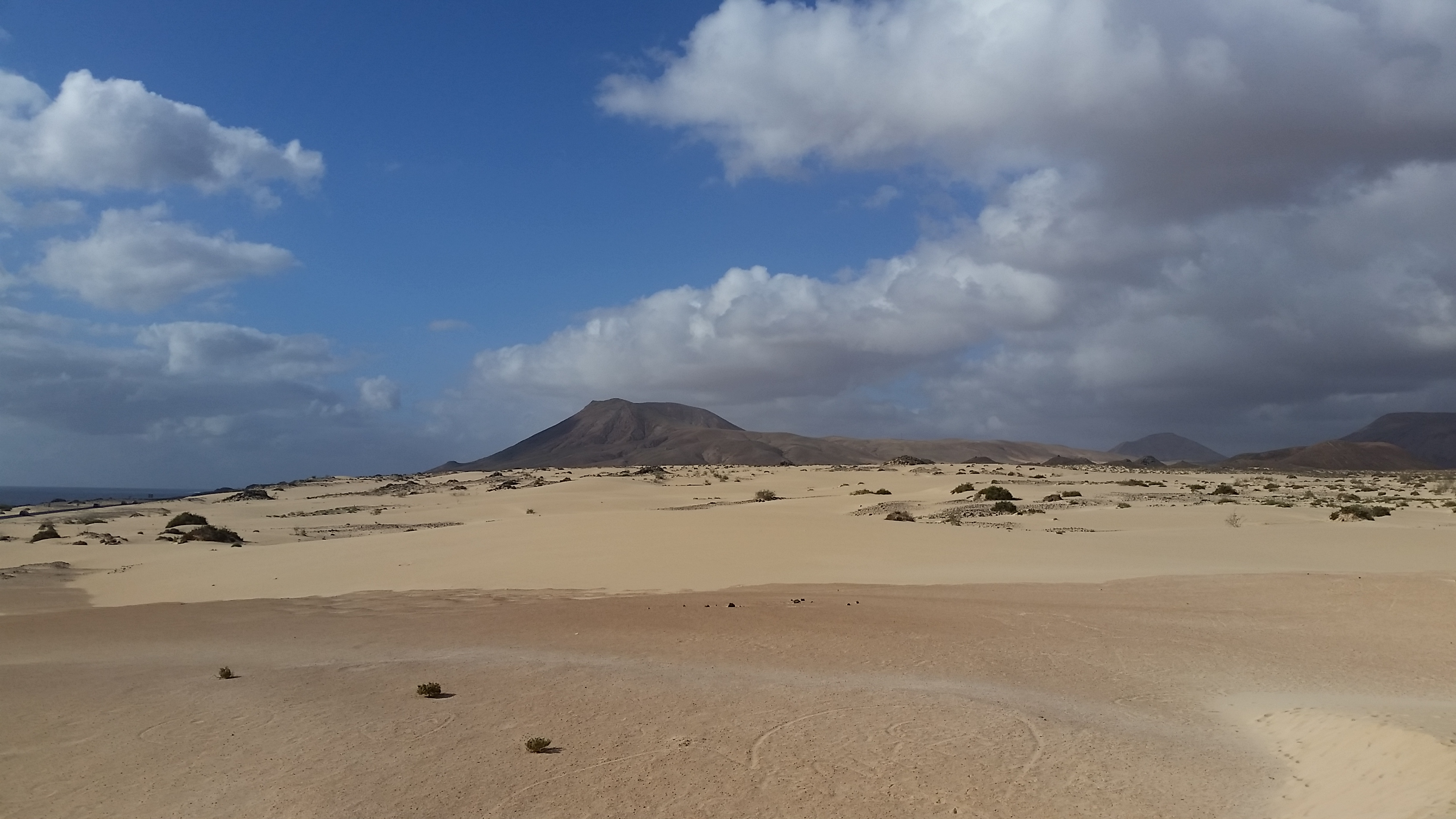 Natural Park of THE DUNES, Corralejo