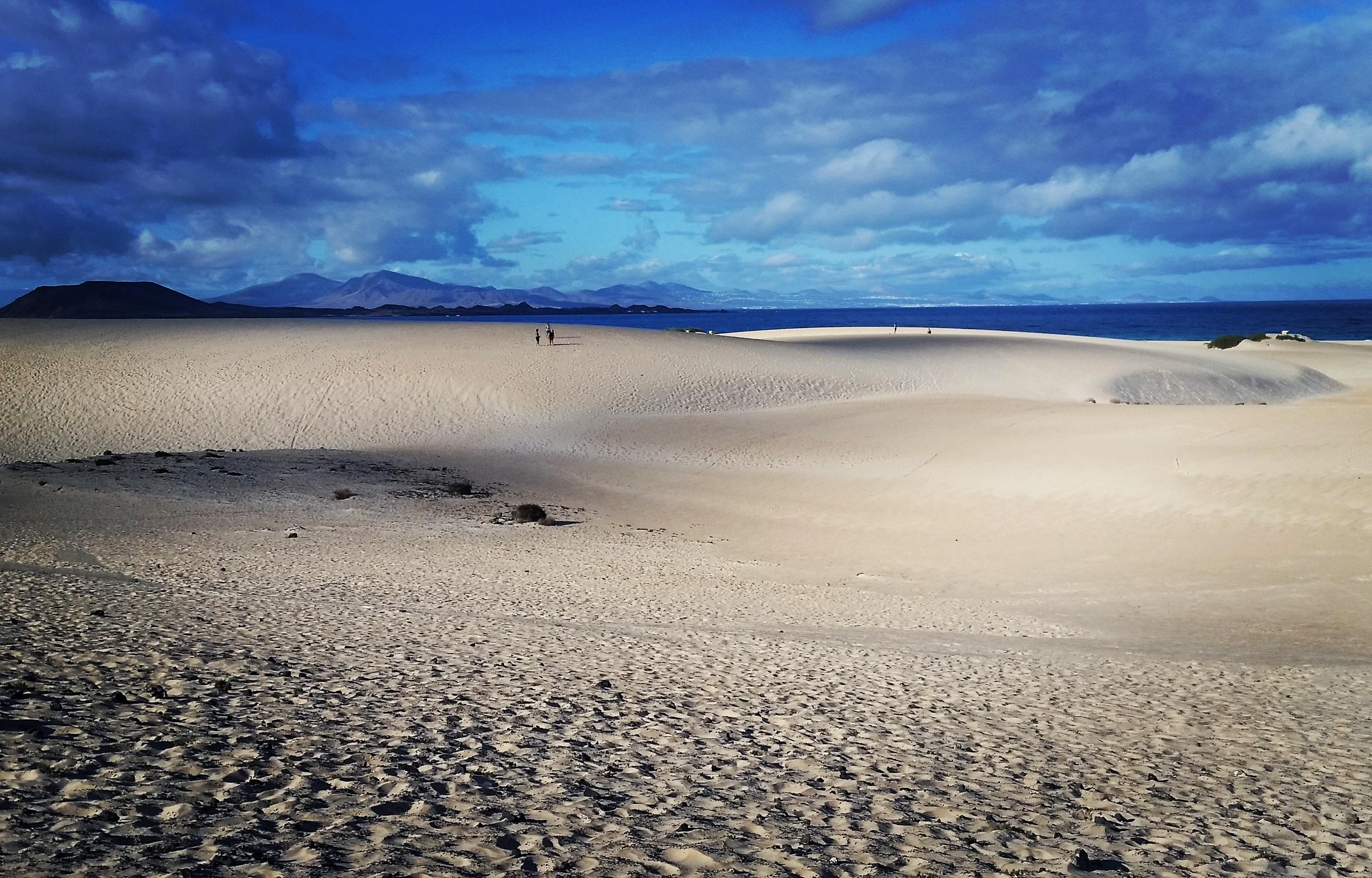 Las Dunas Natural Park, Corralejo, Fuerteventura