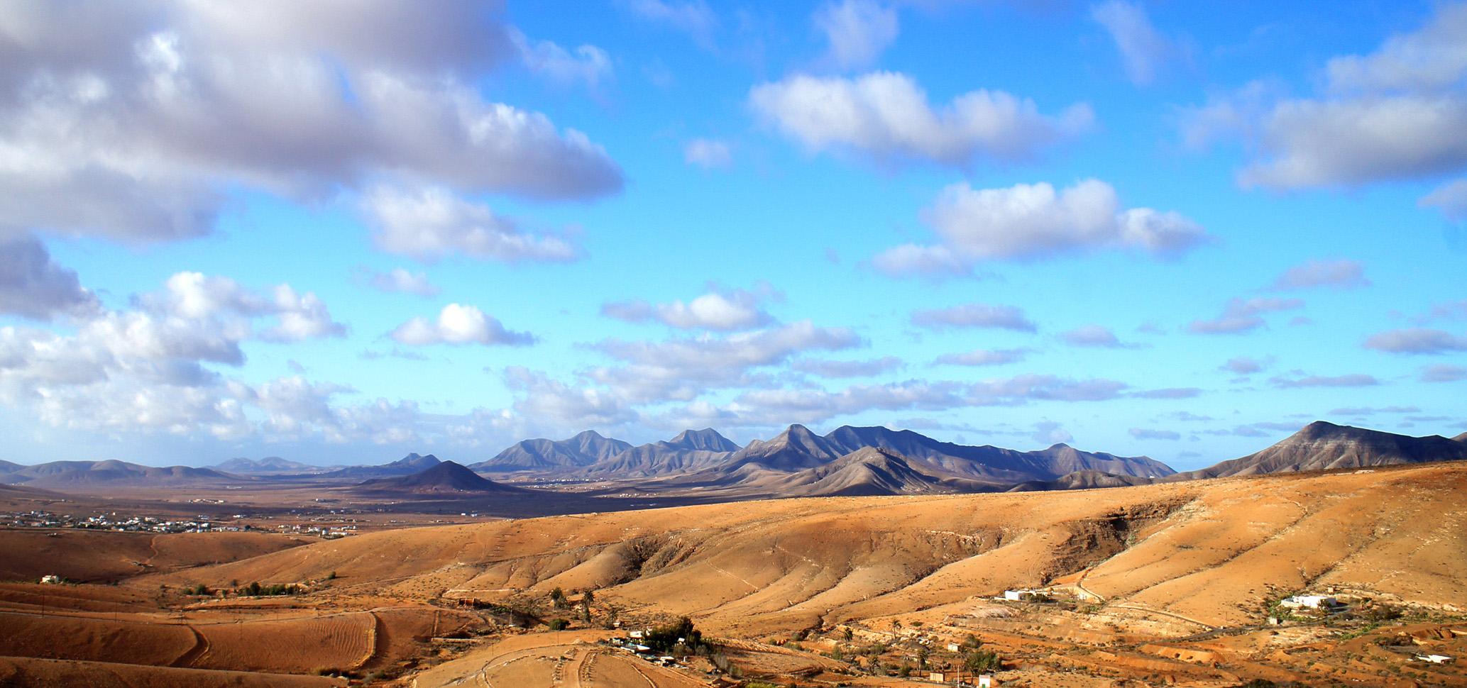 Fuerteventura, Valle de S. Inés