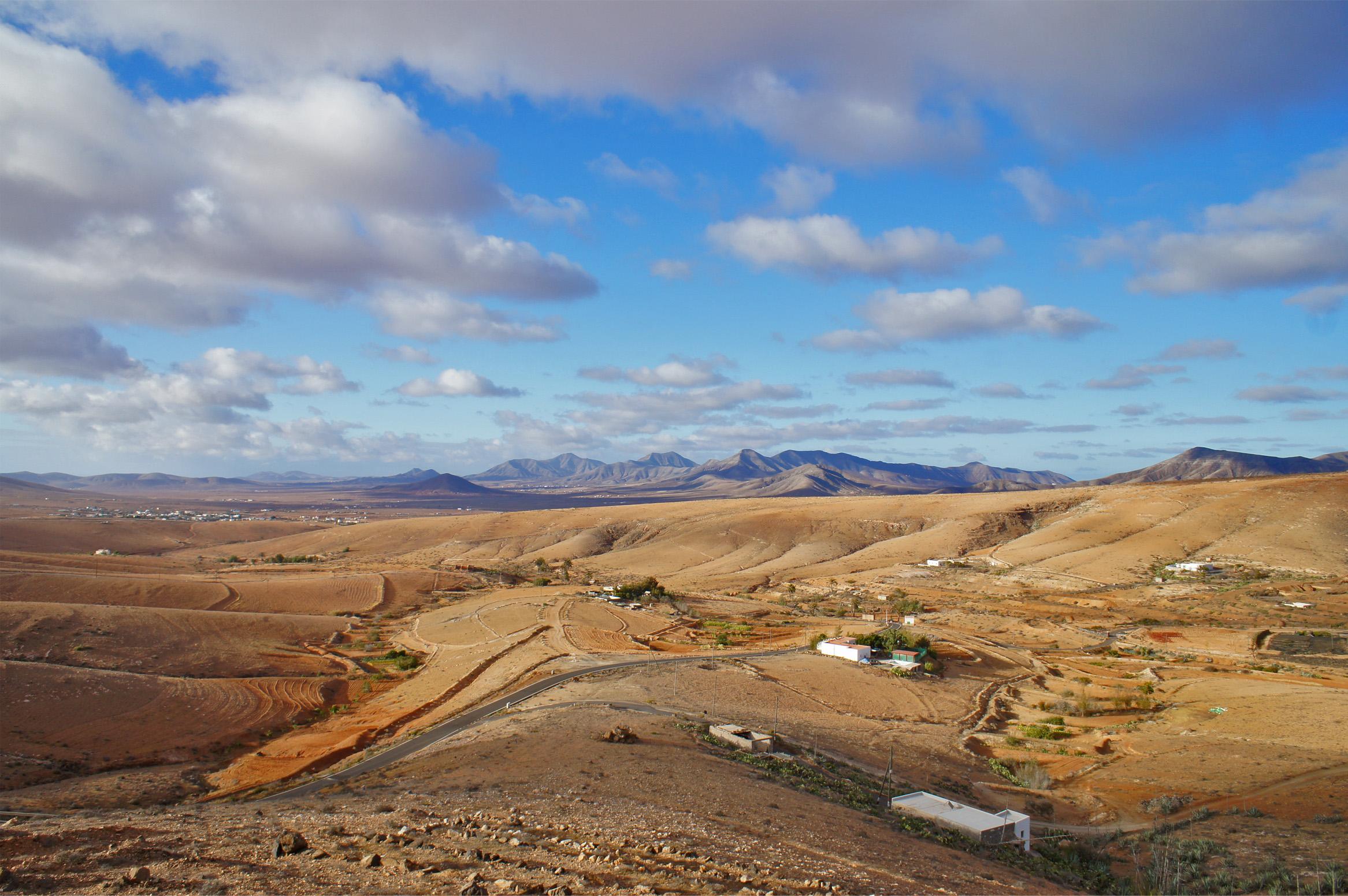 Valle de S.Inés, Fuerteventura