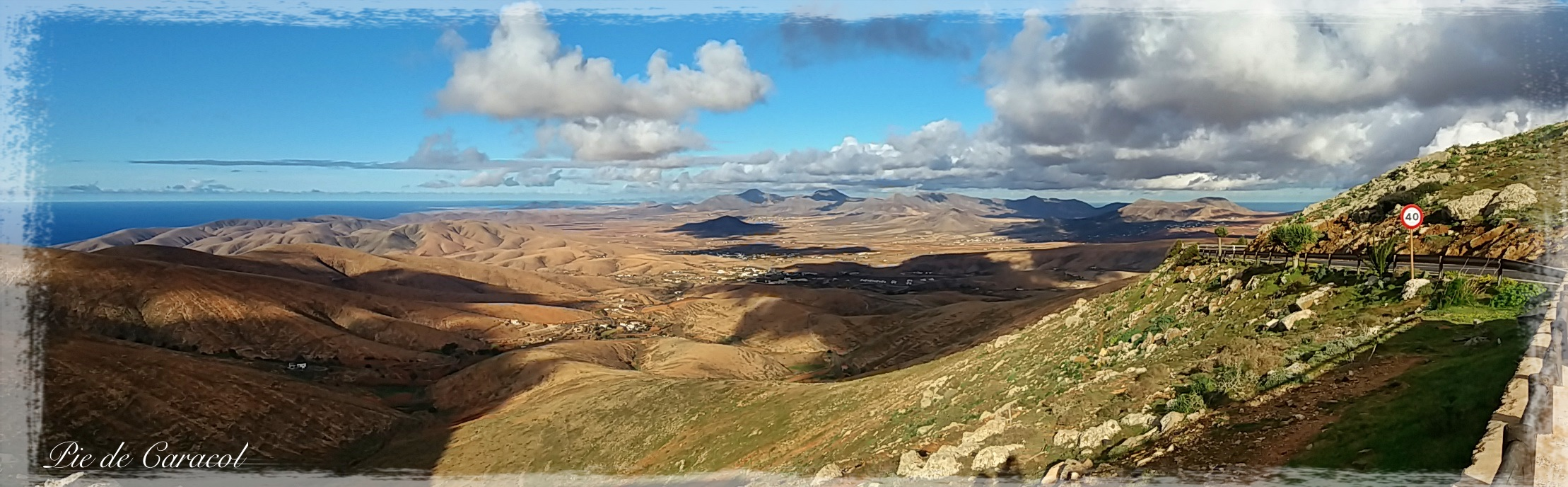 Panoramic Tour, Fuerteventura, Canary Islands
