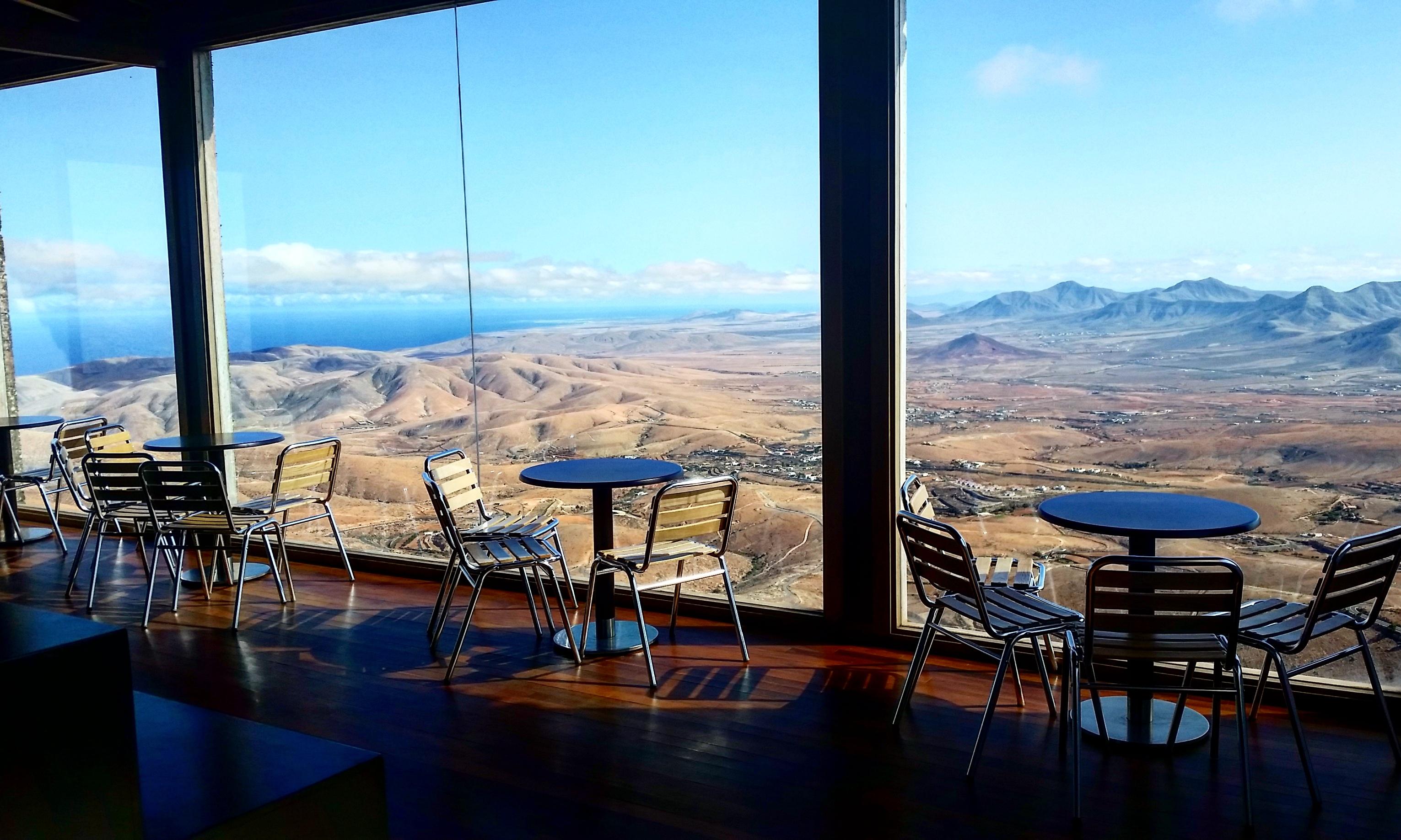 Mirador de Morro Velosa, Fuerteventura