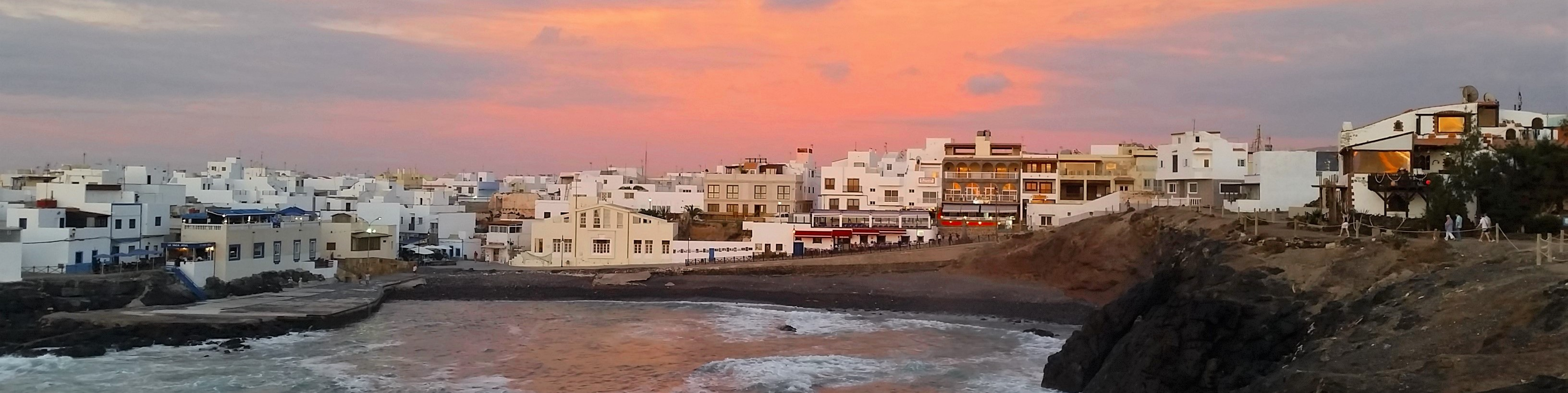 The town of EL COTILLO