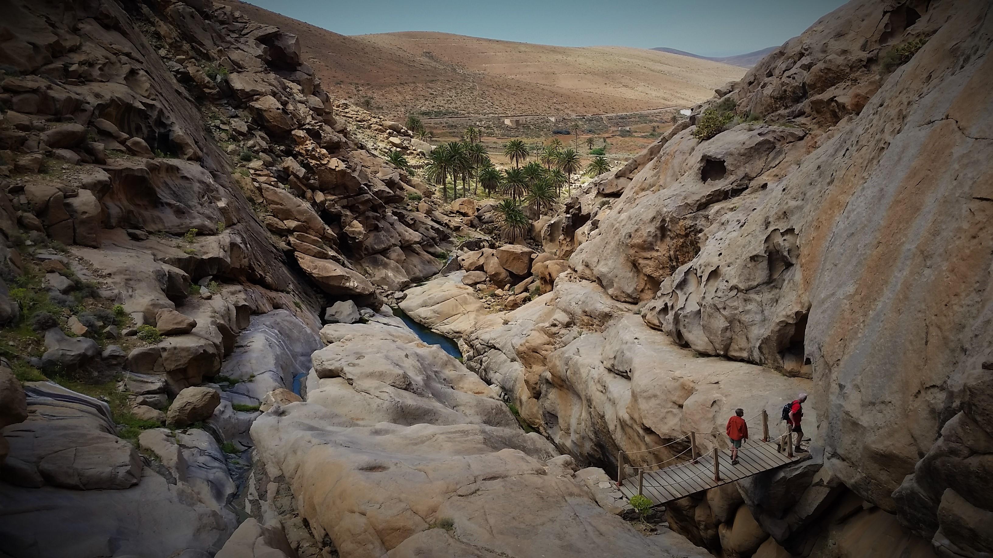 Trekking Tour, La Presa de la Peñita