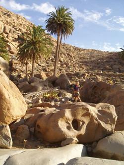 La_Presa_de_la_Peñita,_Trekking_fuerte