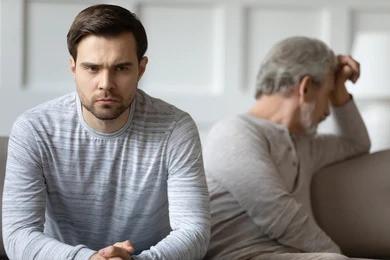 Losing an Estranged Parent