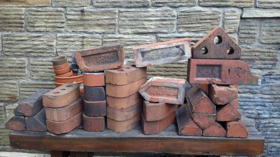 A collection of bricks