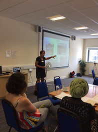 Middlesbrough workshop, July 2019