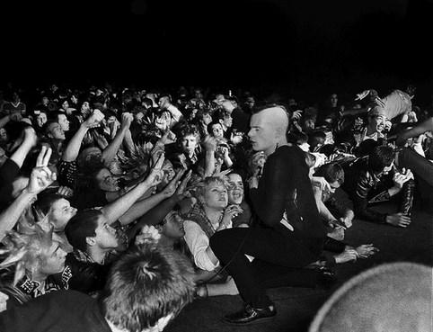 Discharge, Olympic Auditorium, 1993