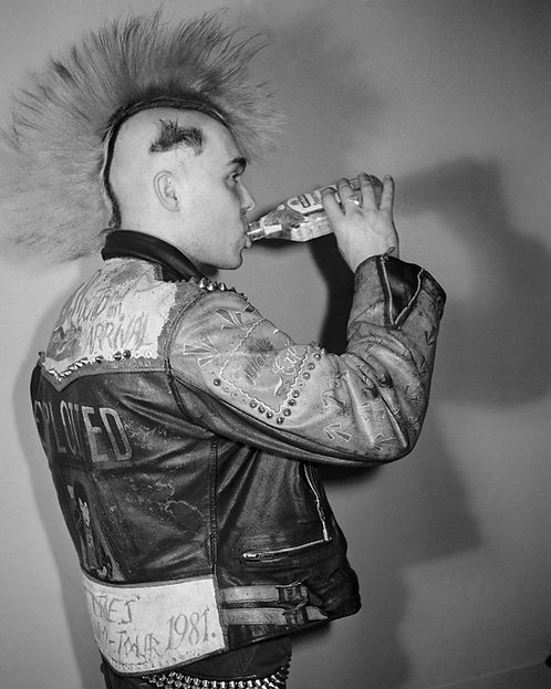 Exploited, Wattie - Photographic Print, Framed to 20x24
