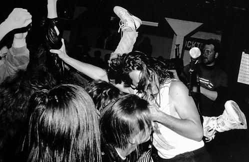 Pearl Jam, Eddie Vedder- Photographic Print,11x14