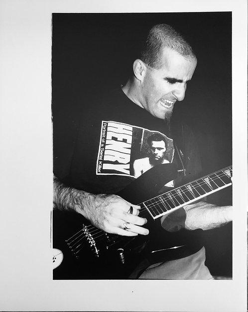 Anthrax, Scott Ian - Photographic Print, 8x10